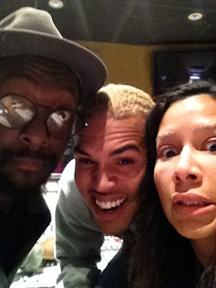 >News // Kid Sister Collabore Avec Chris Brown & Will.I.Am