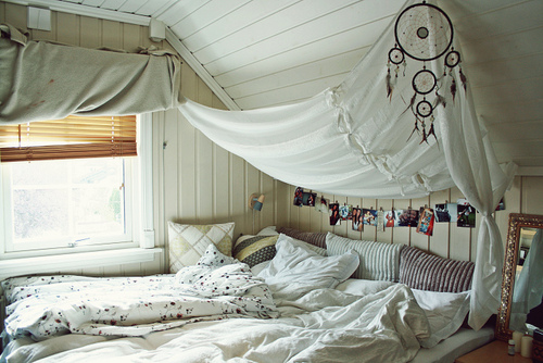 Tumblr Slaapkamer : Tumblr Dream Catcher Bedroom