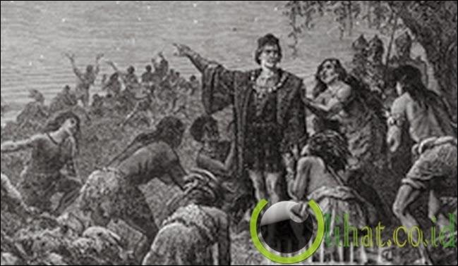 Christopher Columbus Mengelabui Orang-Orang Jamaika