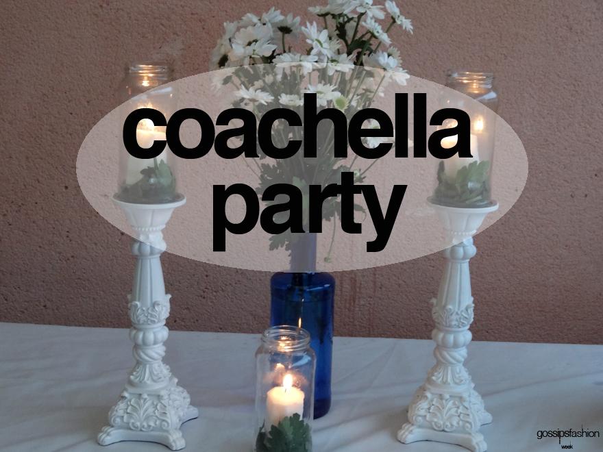 coachella madrid party fashion blogger spain