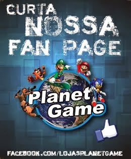 Planet Game no Facebook