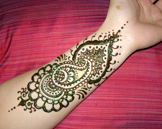 Full Arm Mehndi Designs : Only women secrets: 10 most stylish arms mehndi designs for special