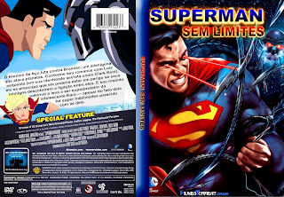 Baixar Filme Superman+Sem+Limites Superman: Sem Limites (Superman: Unbound) (2013) DVD Rip Dual Áudio torrent
