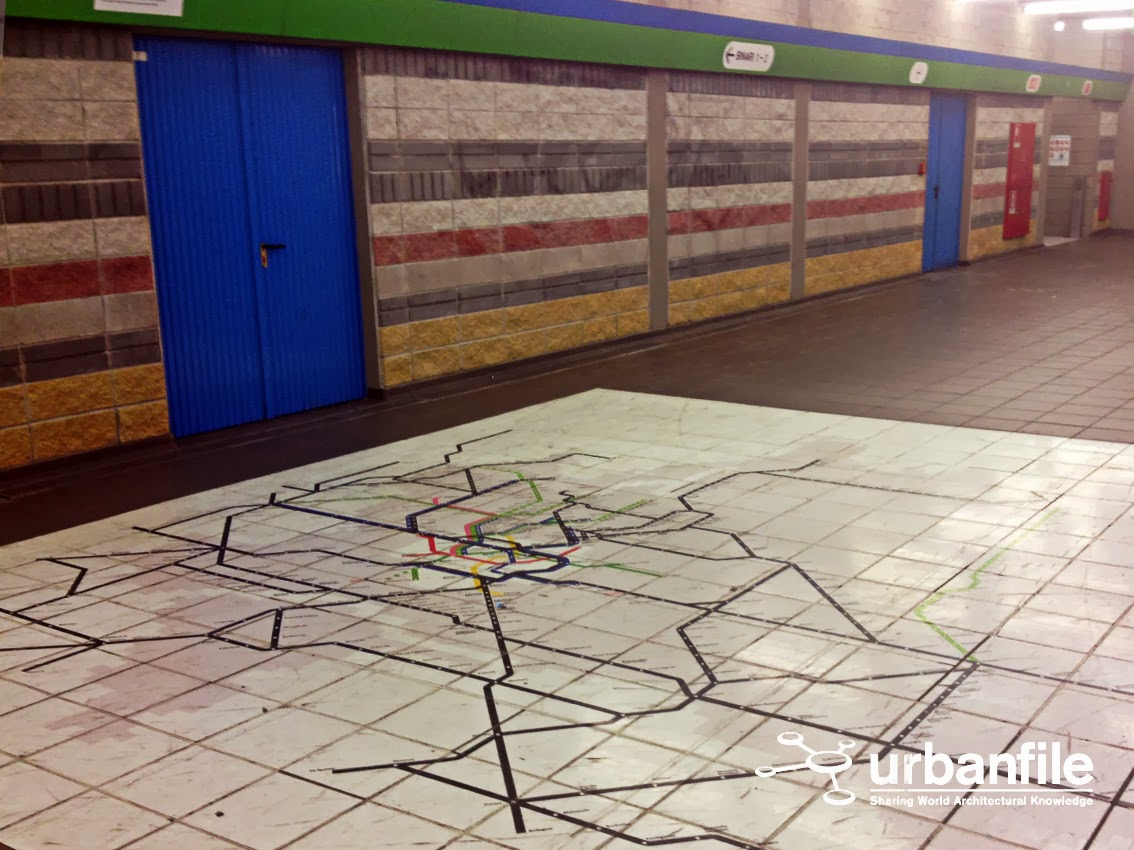 Passante ferroviario undici idee per portarlo a nuova - Milano porta garibaldi passante mappa ...
