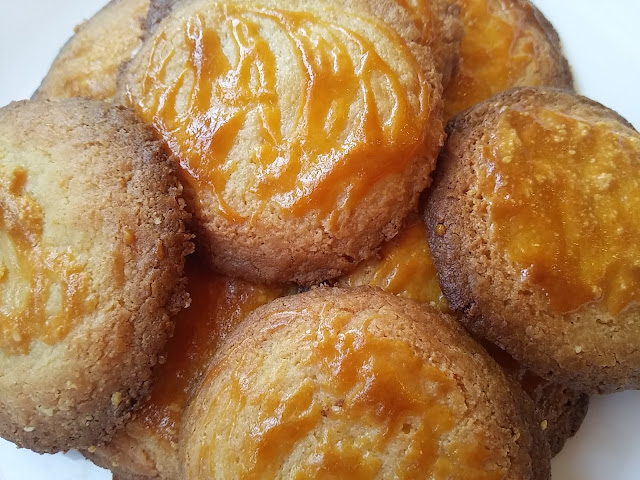 Pastas de almendras