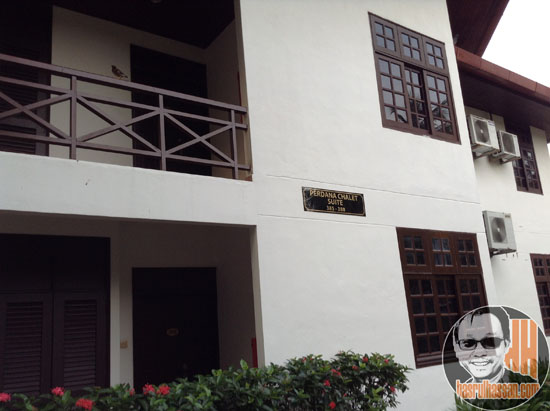 Rumah Peranginan Persekutuan Pulau Langkawi