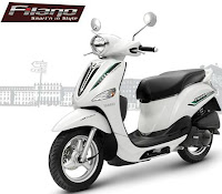Yamaha Filano white color