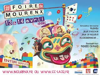 Foire commerciale 2013 de MOURENX