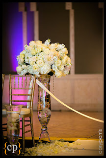 cream wedding flowers, aisle decor, wedding flowers