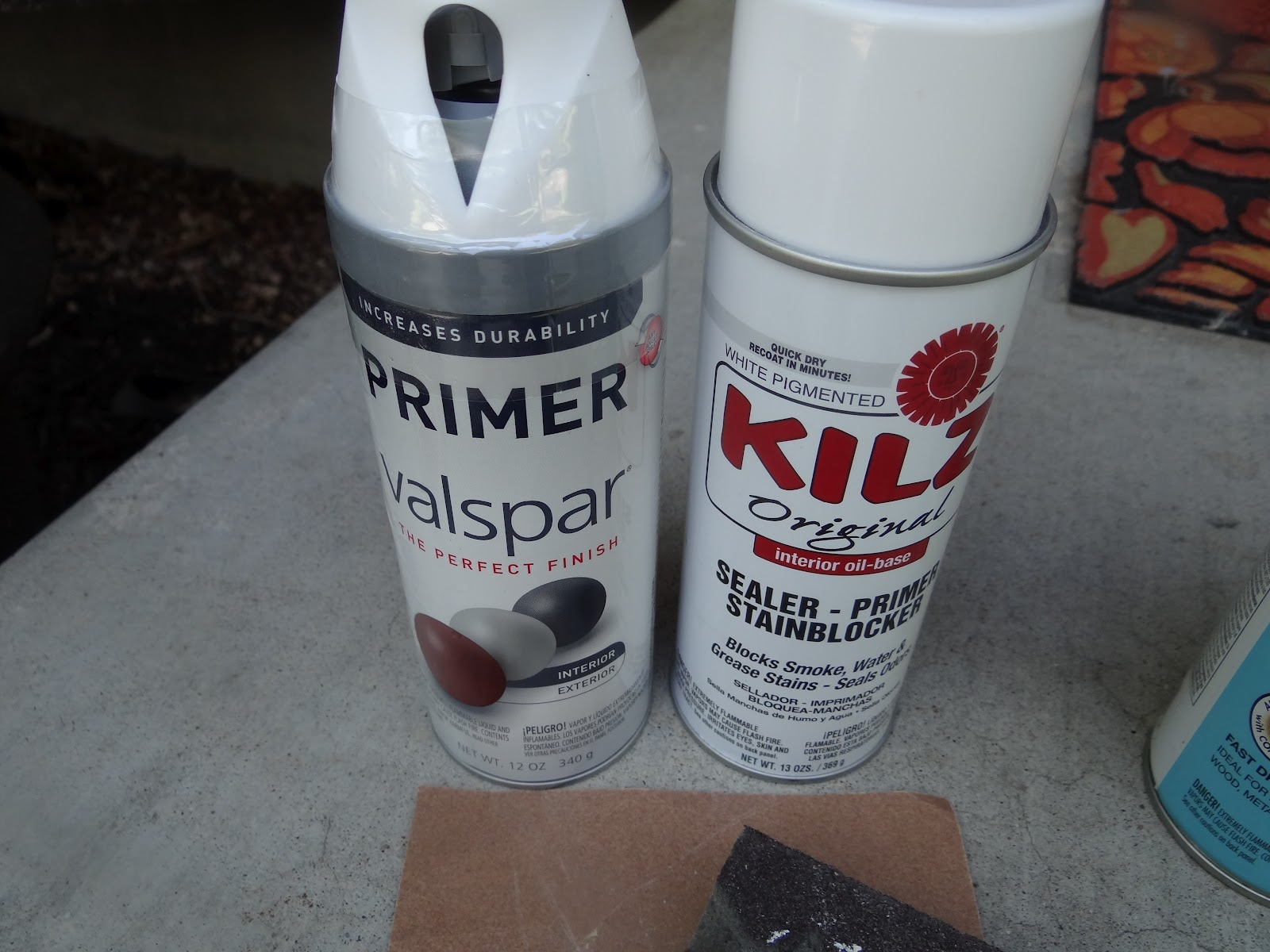 Pattie 39 S Place Spray Painting Furniture Tutorial And Tips