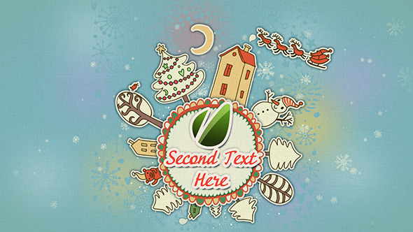 VideoHive New Year Round Animation