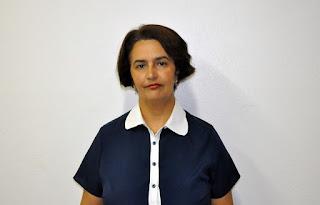 Professora Telma Freitas assessora da coordenação dos cursos de Administração e Ciências Contábeis do UNIFESO