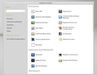 Linux Mint 11 Gnome