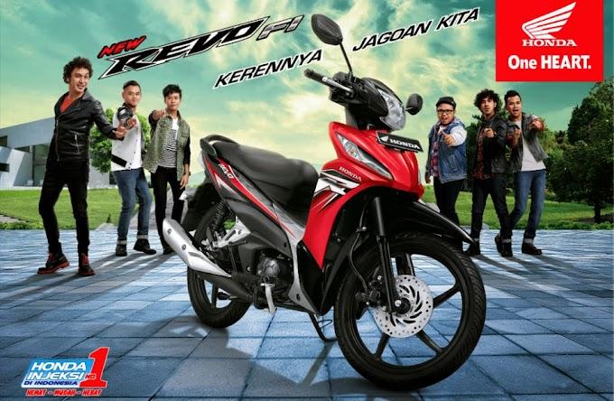 Beda Honda Revo FI SW dengan Revo FI Fit