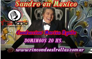 SANDRO EN MEXICO