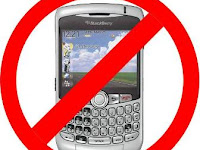Cara Blokir No HP di Blackberry