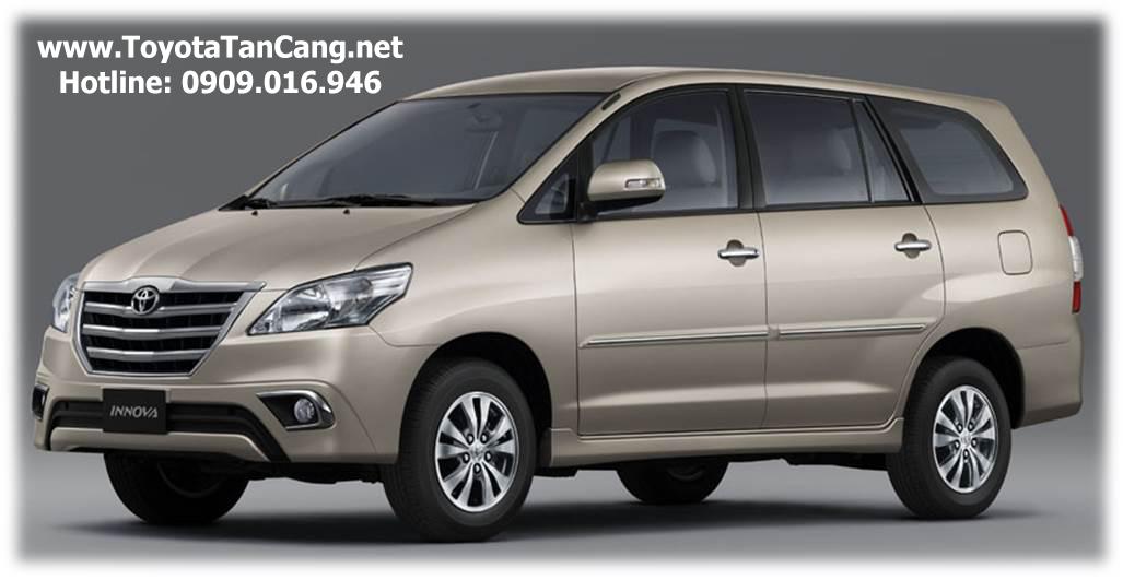toyota innova 2015 thay doi tu thang 3 2015 -  - 5 dòng xe bán chạy nhất tại Toyota Tân Cảng
