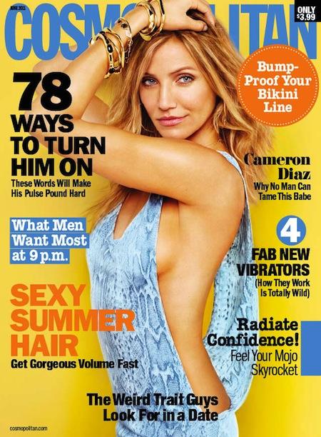 cameron diaz 2011. Cameron Diaz for Cosmopolitan