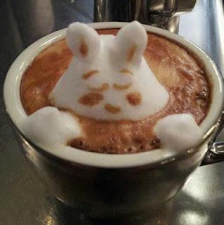 arte cafe latte