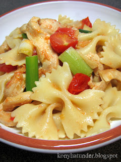 chicken-breast-farfalle