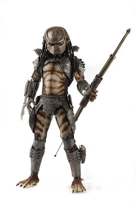 "NECA 18"" 1/4 Scale City Hunter Predator"
