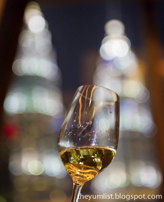 Thirty8 Bar, Grand Hyatt Kuala Lumpur, Iconic Wines Malaysia, Tio Pepe, sherry, sherry cocktails, Master Mixologist Johan Holmberg, Nectar Pedro Ximenez, amazing views, five-star hotel