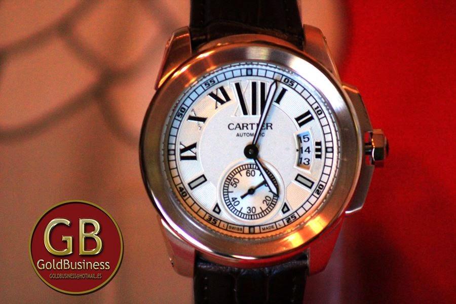Reloj cartier mujer precio peru