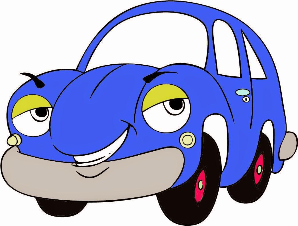 a talking car
