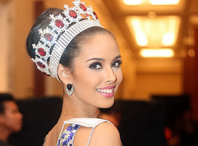 the 2013 miss world coronation night will be aired live from indonesia