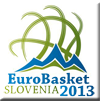 Eurobasket Slovenia 2013 logo