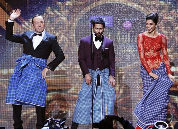 The 15th International Indian Film Academy awards (IIFA) 2014