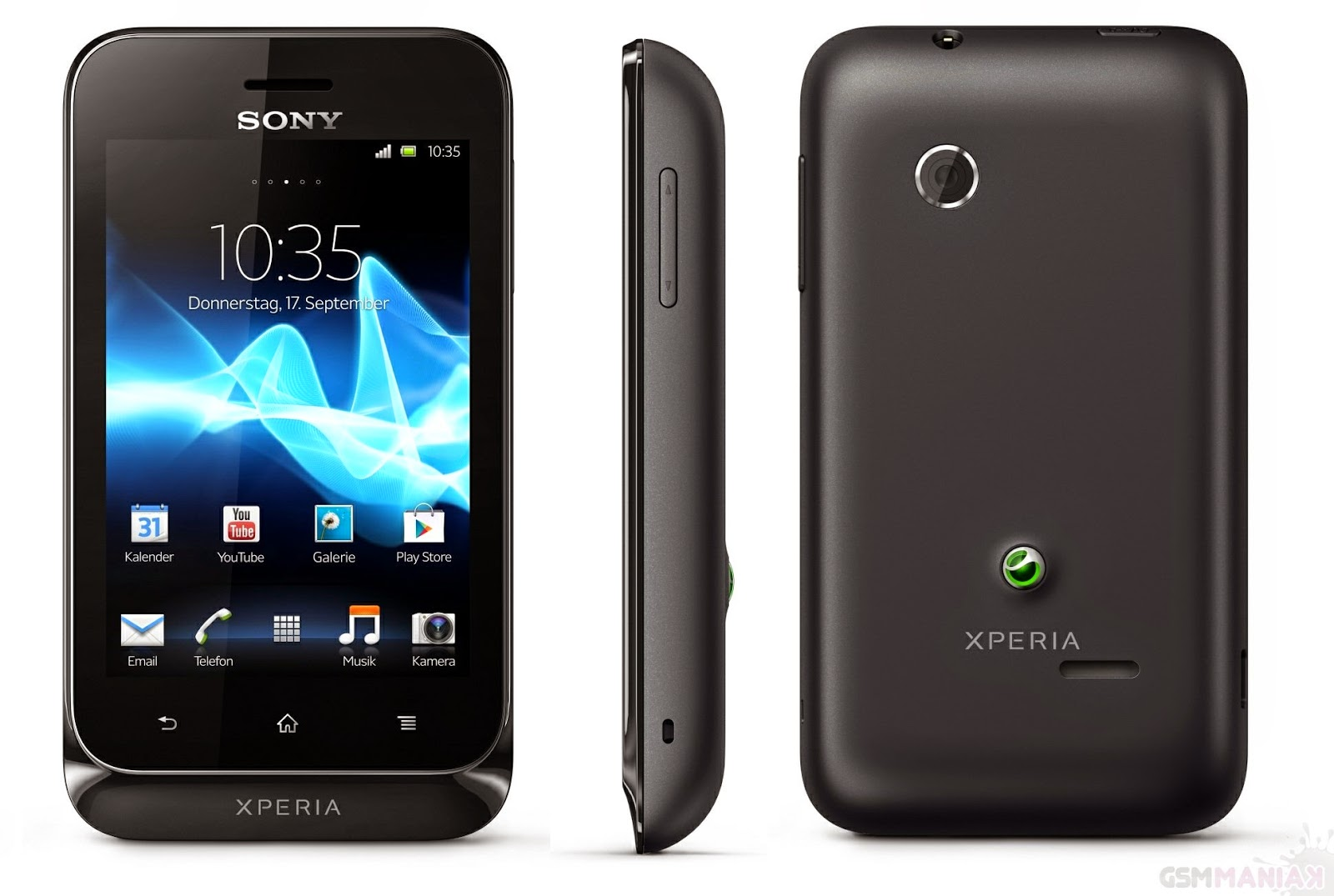 How To Hard Reset Sony Xperia Tipo ST21i Step By Step ...