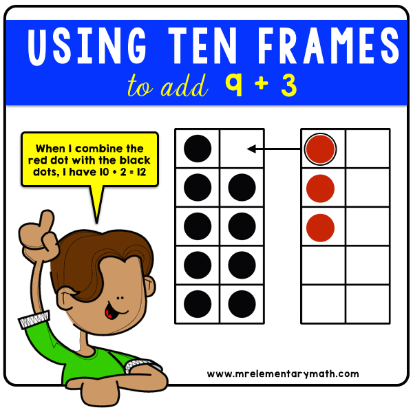 Free Worksheets » Making Tens Worksheets - Free Printable ...