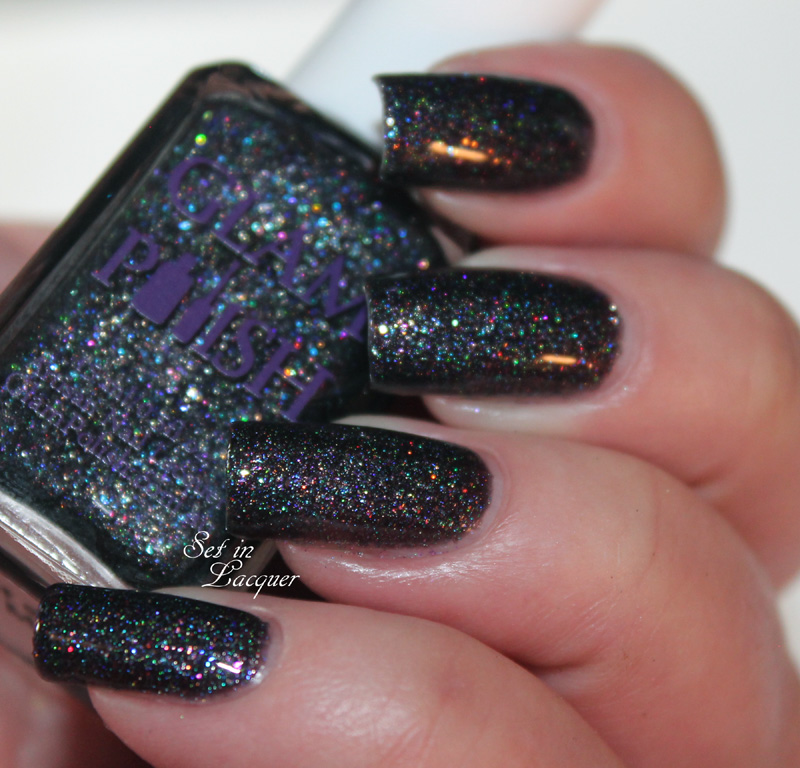 Glam Polish - That Old Black Magic