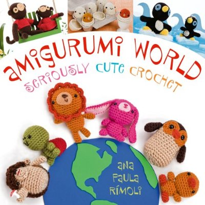 World Of Amigurumi : Revista: Amigurumi World Revistas: Tejidos y Manualidades