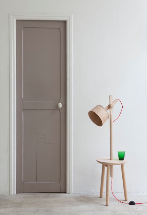 Leuchtend grau interior design blog celebrating soft minimalism ...