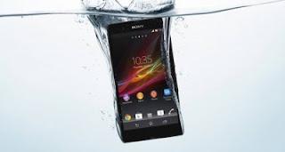 Sony Xperia Z  Dapatkan Update Software Pertama