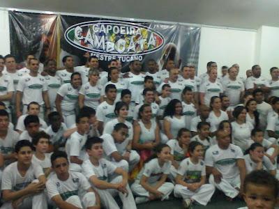 Capoeira Camboatá 10 anos