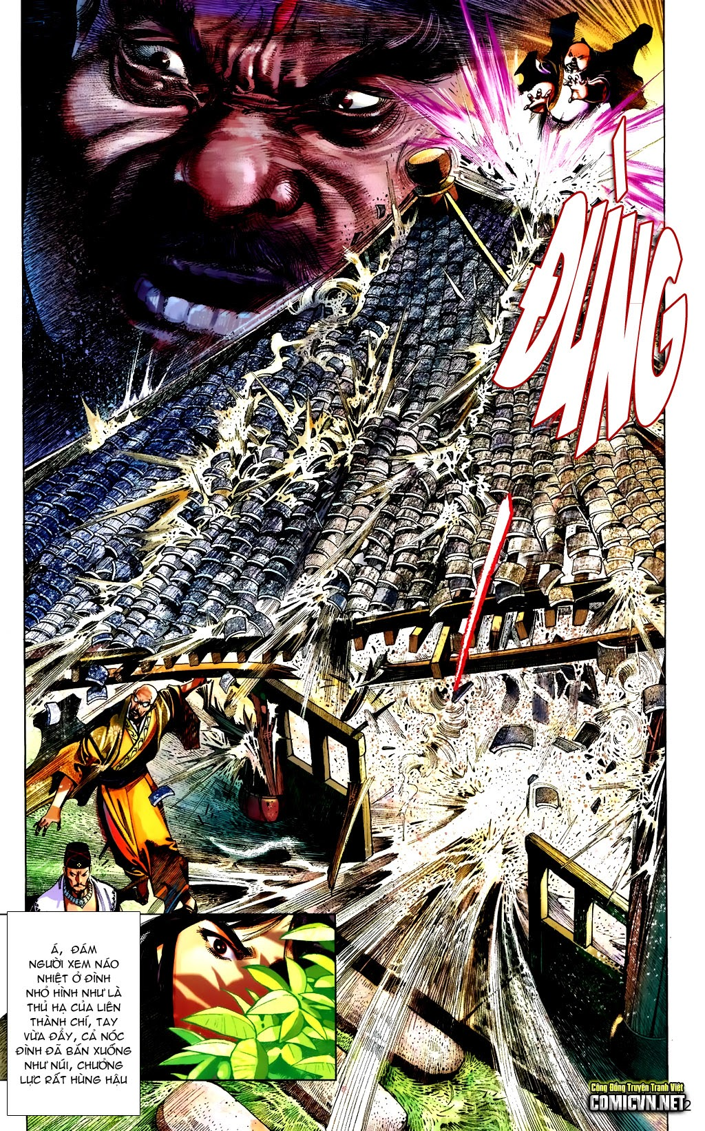 Phong Vân Chap 663 - Trang 32