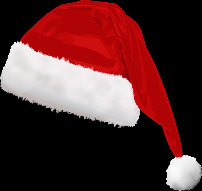 Católico navideño scrap de gorros navideÑos