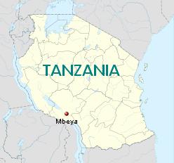 Songwe Airport, Tanzania