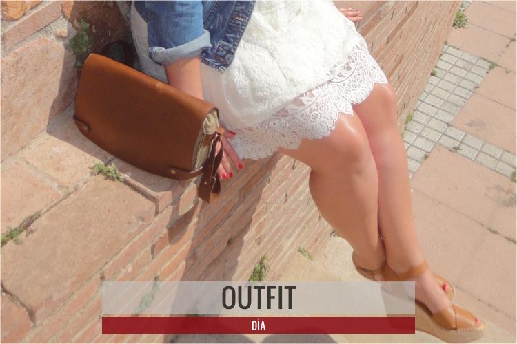 5 maneras de combinar un vestido de encaje