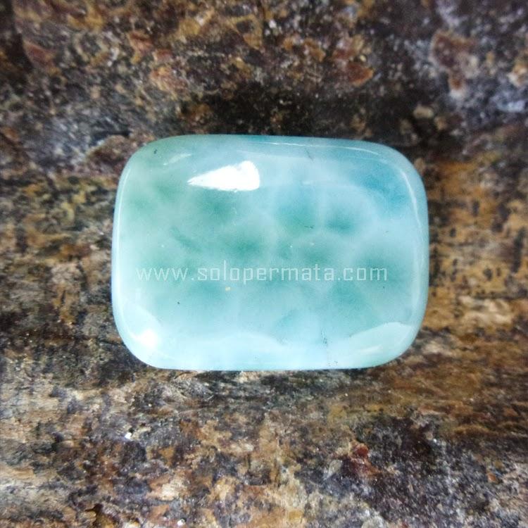 Batu Permata Blue Lamirar - SP478