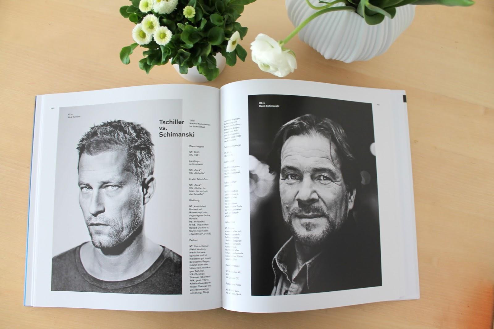 Innenseiten Hamburger Tatort Nik Tschiller vs Schimanski