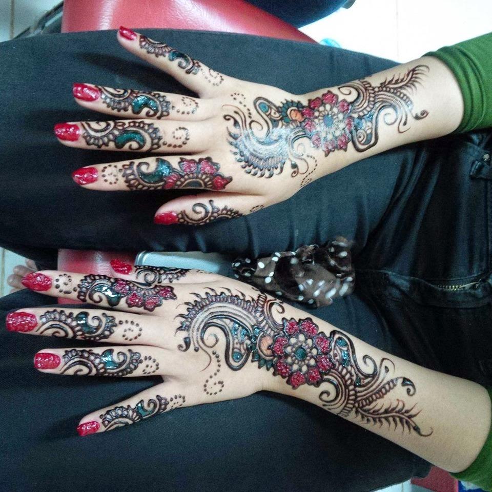 Andiendahenna My Henna Creative Motif Edisi Mei
