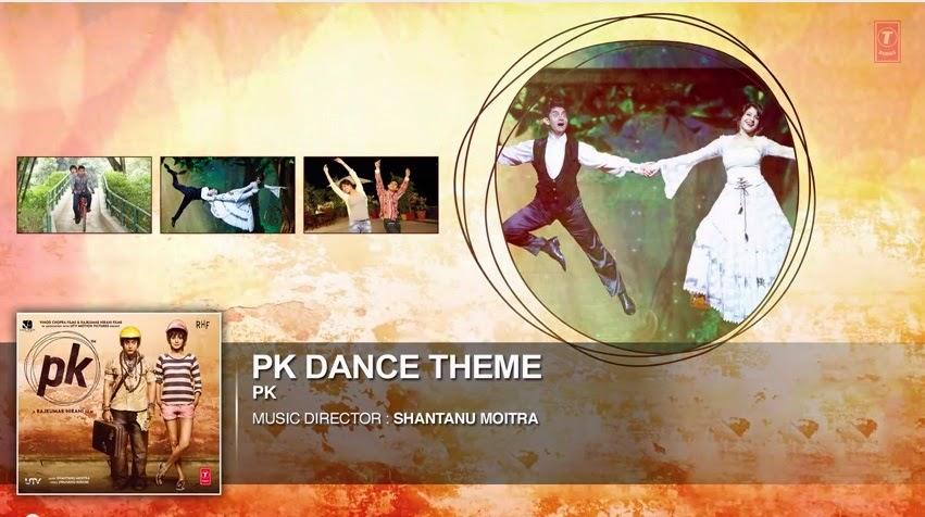 PK Dance Theme' FULL AUDIO