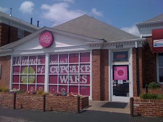 Jillys Cafe And Cupcake Bar St Louis Mo
