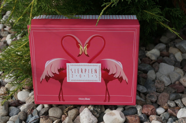 Różowo mi, czyli sierpniowa edycja ShinyBox