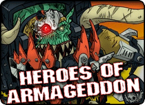Support the Heroes of Armageddon Project!