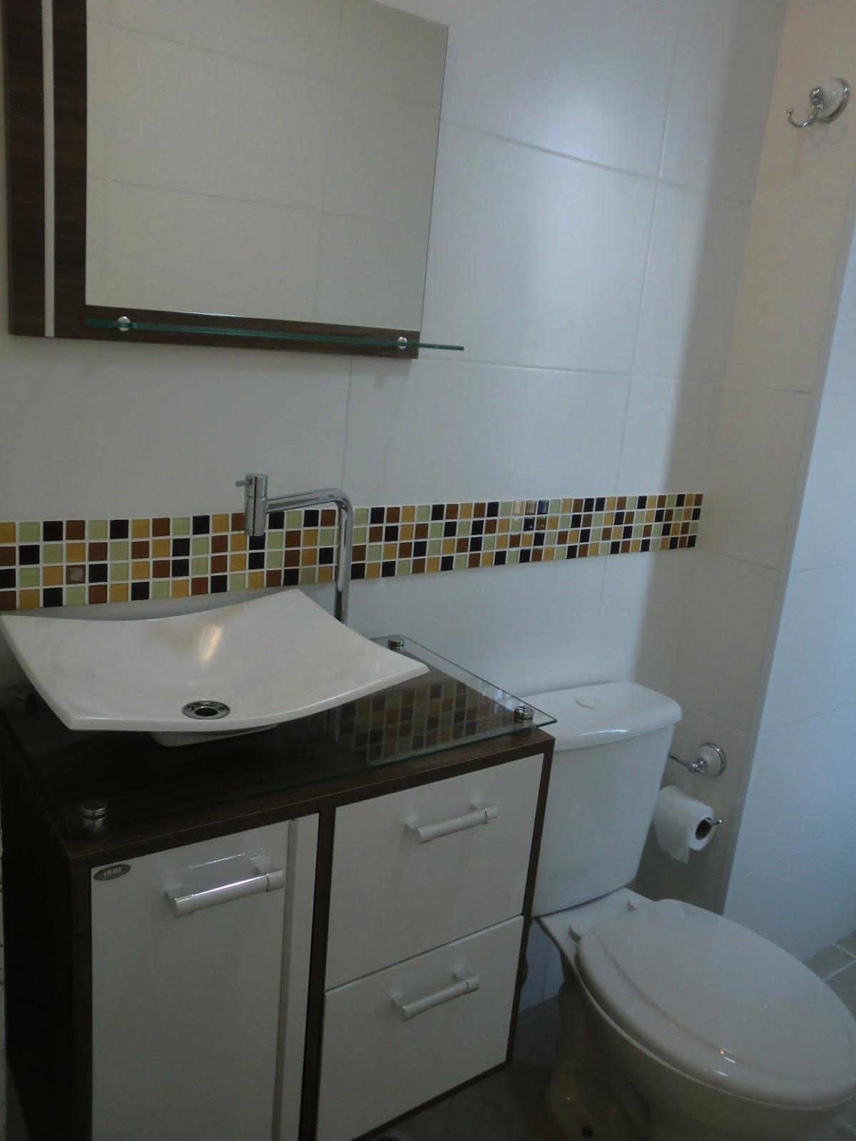 Reforma do Apartamento Banheiro Antes e Depois Com Custos  #5F4D2B 1200 1600